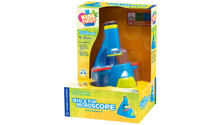 Big & Fun Microscope by Thames & Kosmos