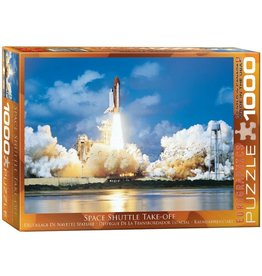 WowToyz Space Shuttle Launch 1000 pc Puzzle