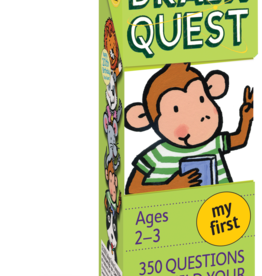 Brain Quest Decks - My First (Ages 2-3)