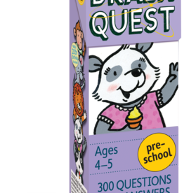 Brain Quest Decks Preschool (Ages 4-5)