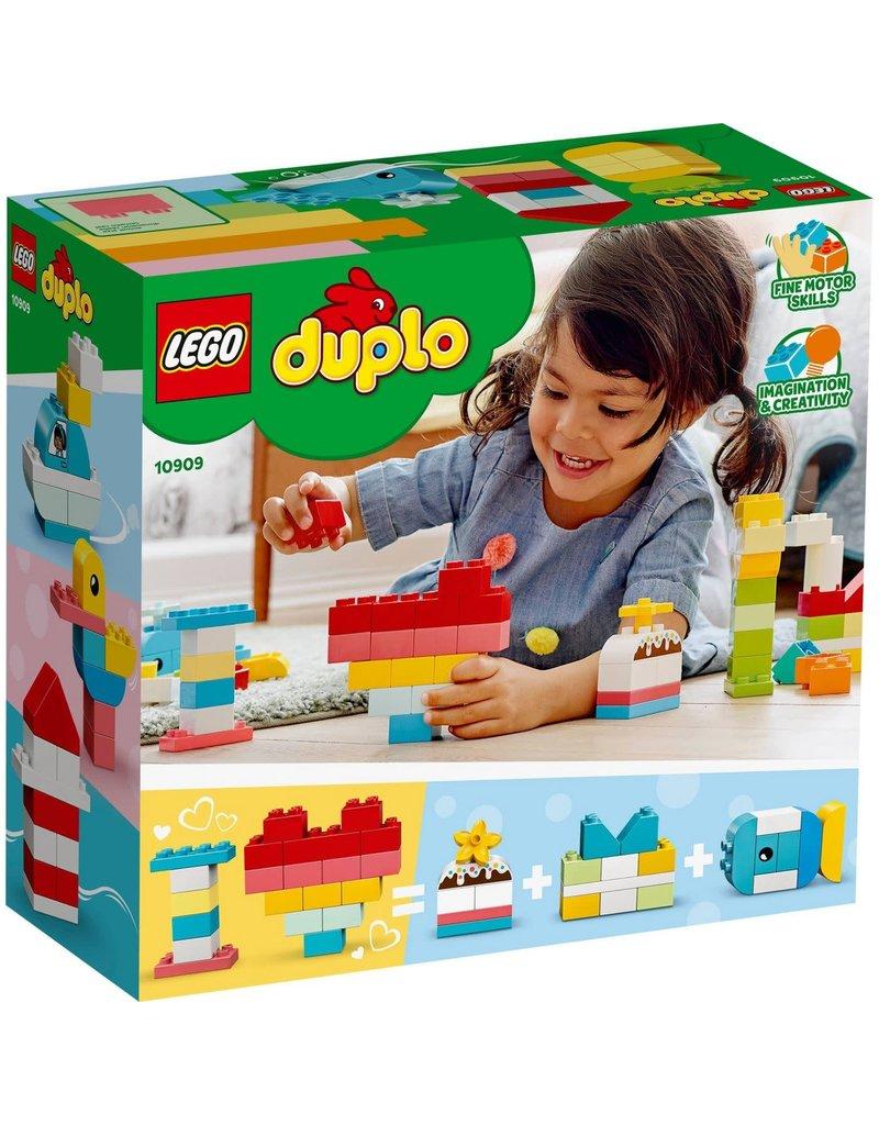 10909 Heart Box by LEGO/duplo