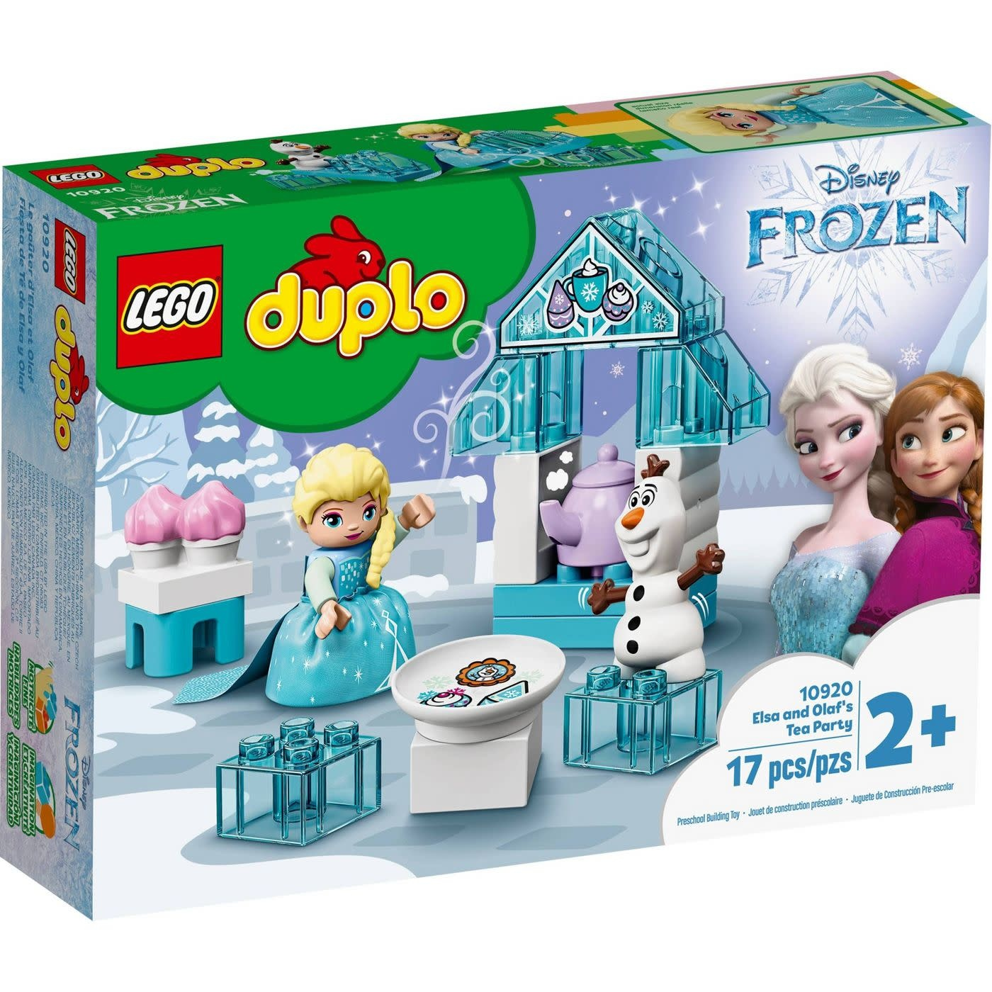 10920 Elsa & Olaf's Tea Party by LEGO Duplo