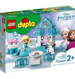 10920 Elsa & Olaf's Tea Party by LEGO Duplo