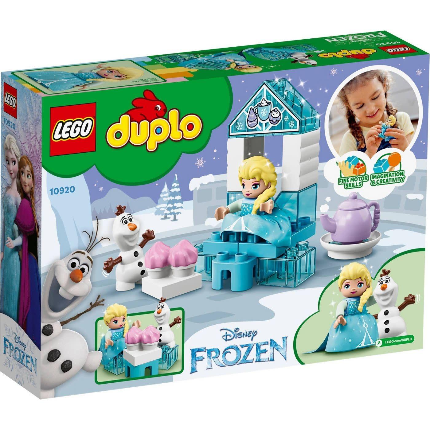 10920 Elsa & Olaf's Tea Party by LEGO