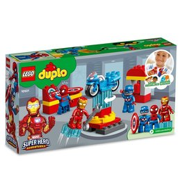 10921 Super Heroes Lab by LEGO/duplo