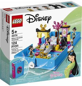 43174 Mulan's Storybook Adventures by LEGO Princessy