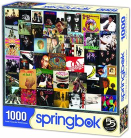 Play That Beat 1000-pc Puzzle by Springbok