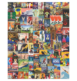Delightful Deco 1000-pc Puzzle by Springbok