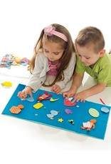 Fun Felt Shapes by Creativity for Kids