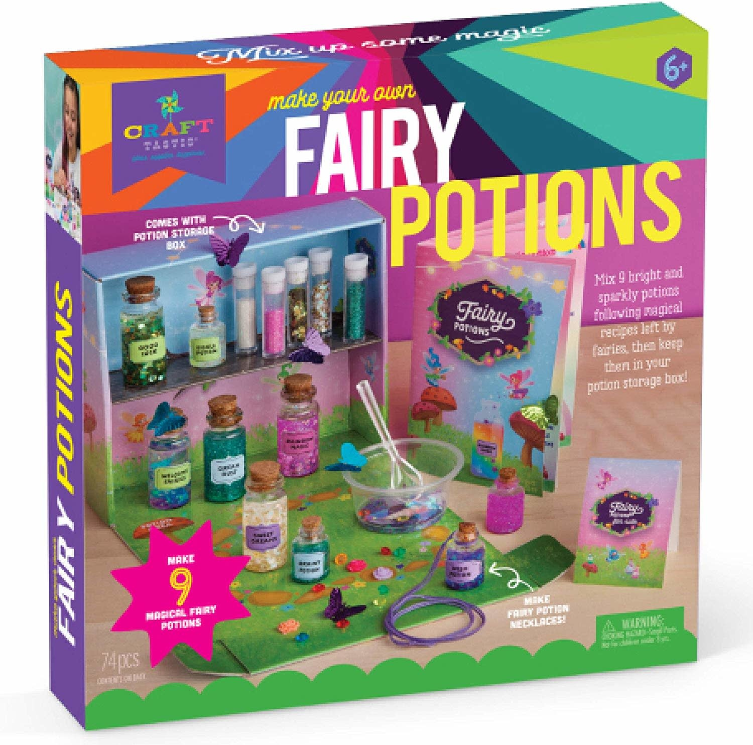 Fairy Potions Kit by Craft-Tastic