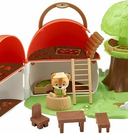Timber Tots Mushroom Surprise by Fat Brain Toys