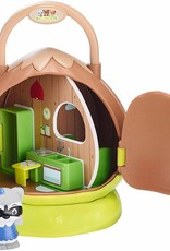 Timber Tots Hazelnut House by Fat Brain Toys