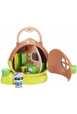 Timber Tots Timber Tots Hazelnut House by Fat Brain Toys