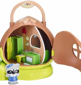Timber Tots Hazelnut House by Fat Brain Toys