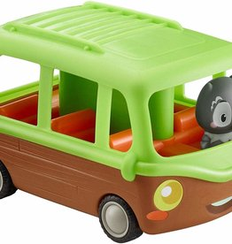 Timber Tots Adventure Bus by Fat Brain Toys