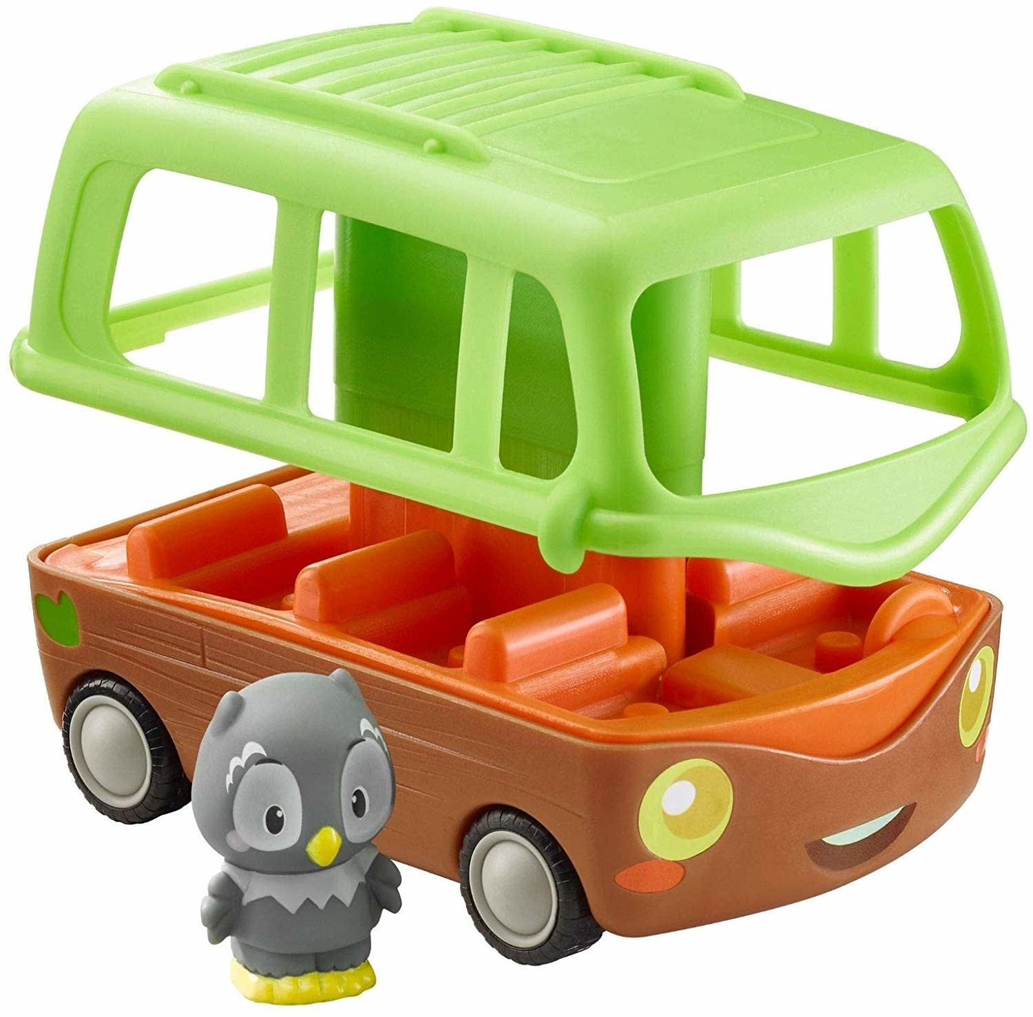 Timber Tots Timber Tots Adventure Bus by Fat Brain Toys