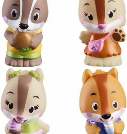 Timber Tots Timber Tots Nutnut Family by Fat Brain Toys