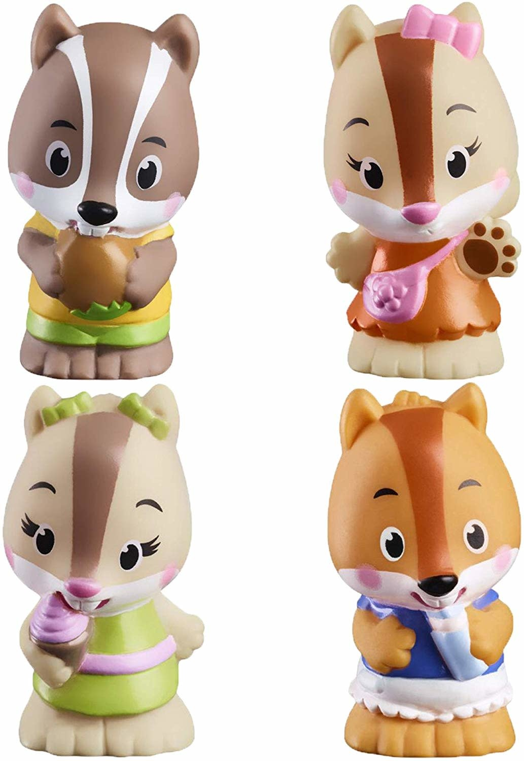 Timber Tots Nutnut Family by Fat Brain Toys