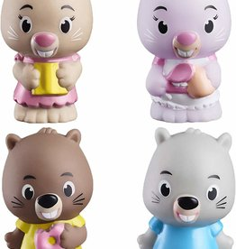 Timber Tots Timber Tots Chipchip Family by Fat Brain Toys
