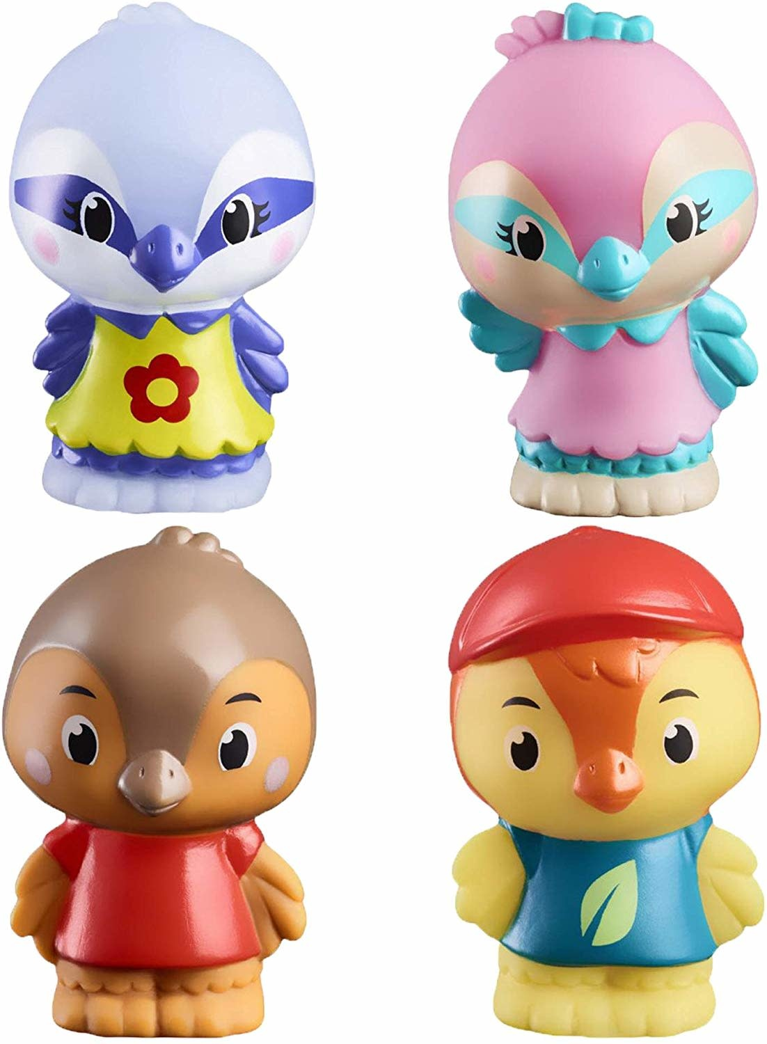 Timber Tots Twitwit Family by Fat Brain Toys