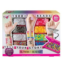 Fashion Angels Tell Your Story Alphabet Beads 1500+ by Fashion Angels