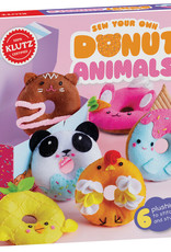 Sew Your Own Donut Animals by Klutz