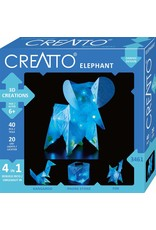 Creatto: Moonlight Elephant Safari Kit by Thames & Kosmos