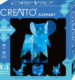 CREATTO  Moonlight Elephant Safari Kit by Thames & Kosmos