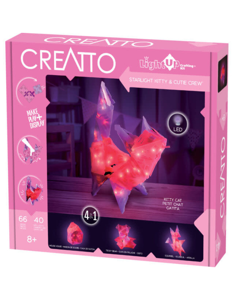 CREATTO Starlight Kitty & Cutie Crew by Thames & Kosmos