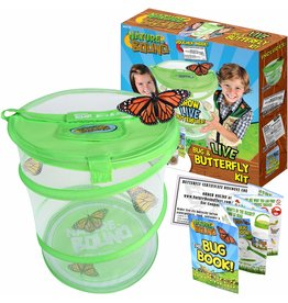 Thin Air Bug and Butterfly Kit by Nature Bound
