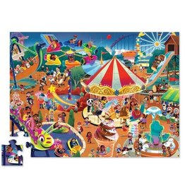 Day at the Fair 48-pc Puzzle by Crocodile Creek