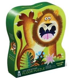 Very Wild Animals 36-pc Puzzle by Crocodile Creek
