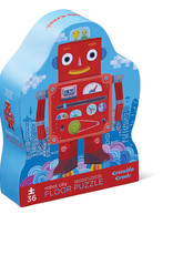 Robot City 36-pc Puzzle by Crocodile Creek