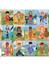 Children of the World 36-pc Puzzle by Crocodile Creek