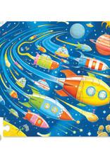 Space Race 36-pc Puzzle by Crocodile Creek