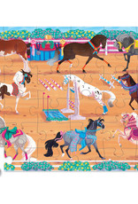 Horse Dreams 36-pc Puzzle by Crocodile Creek