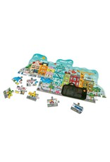 Animated City Puzzle by Hape