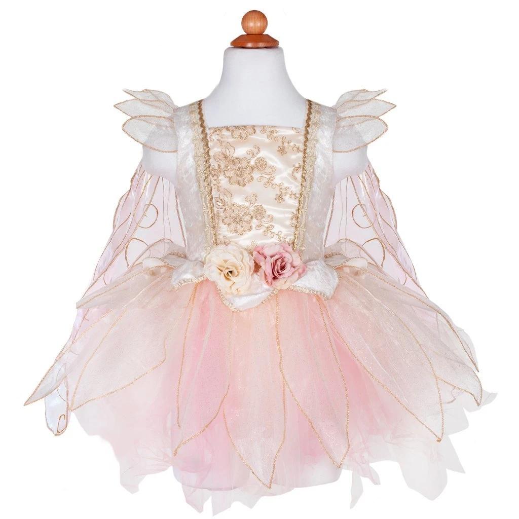 Golden Rose Fairy Dress  (5/6) by Great Pretenders