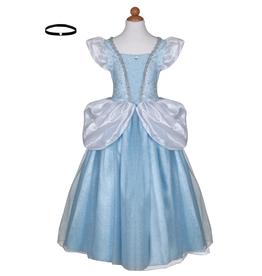 Deluxe Cinderella Gown (5/6) by Great Pretenders