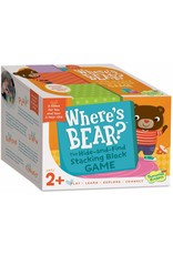 Where's Bear Game by Peaceable Kingdom