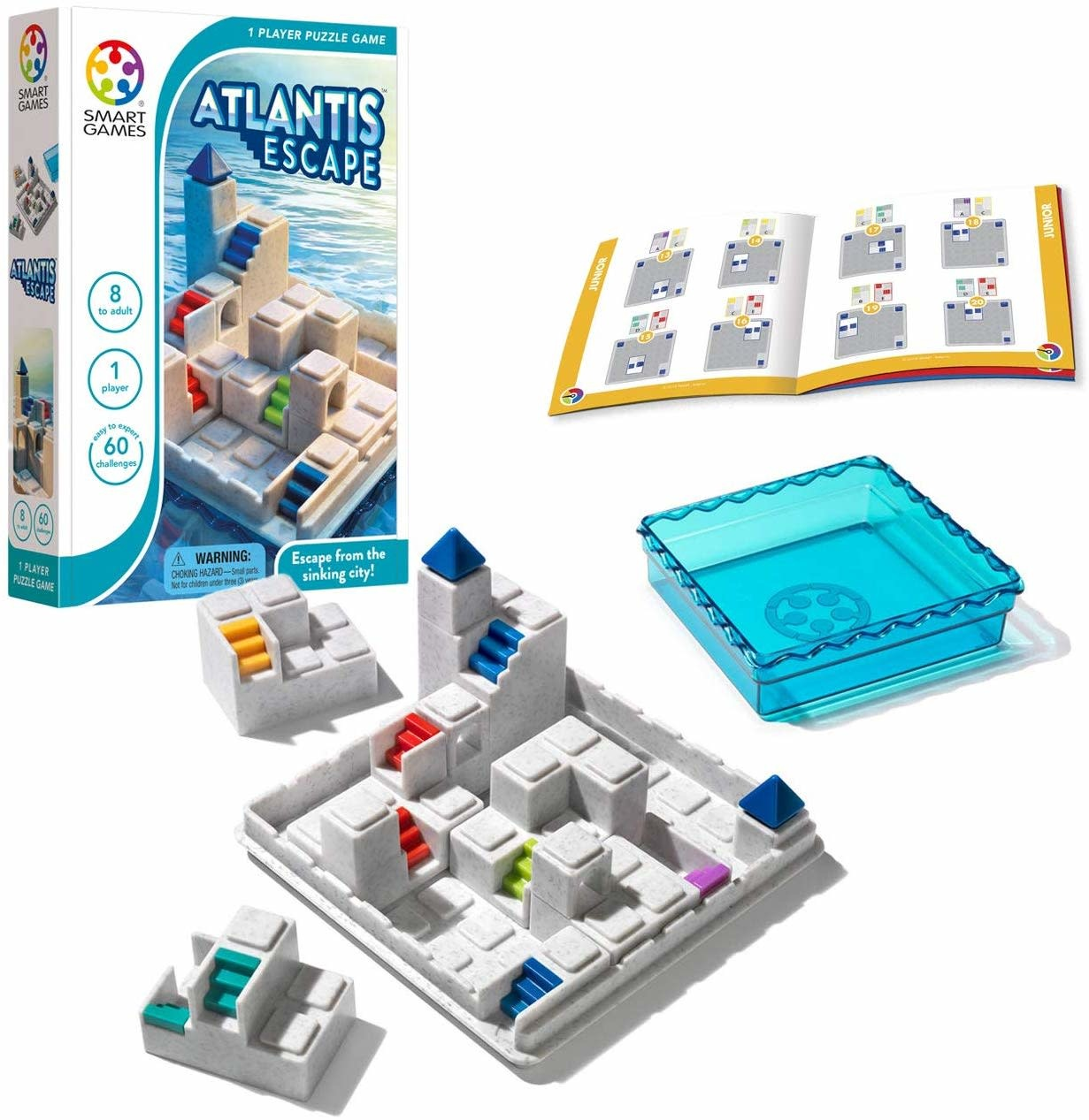 Atlantis Escape by Smart Games