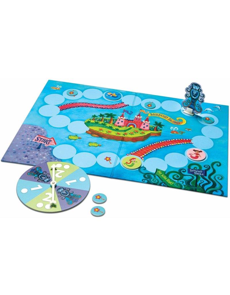 Mermaid Island Game by Peaceable Kingdom