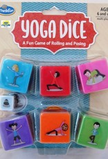 Yoga Dice Game by ThinkFun