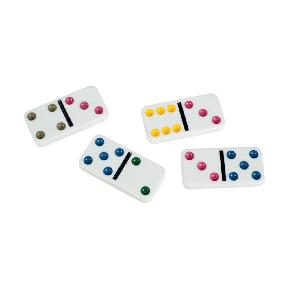 Double Six Dominoes by Toysmith