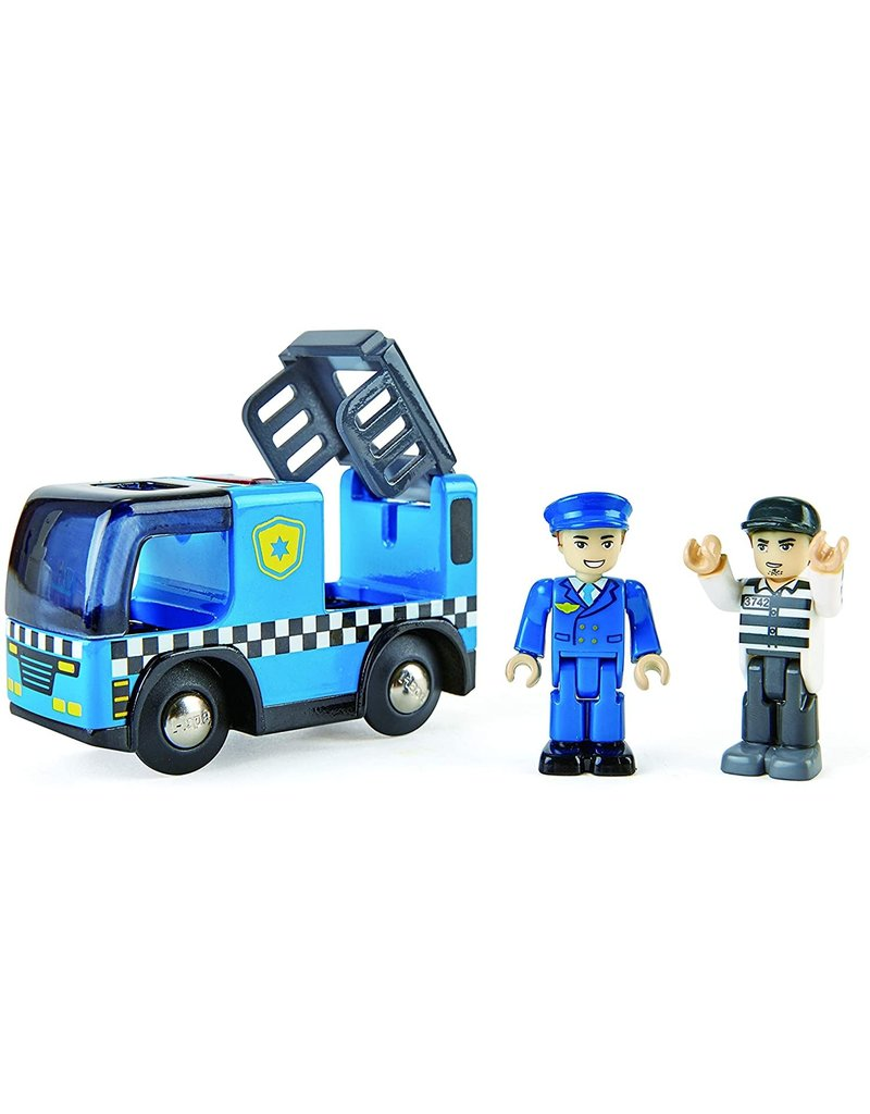 Police Car with Siren by Hape