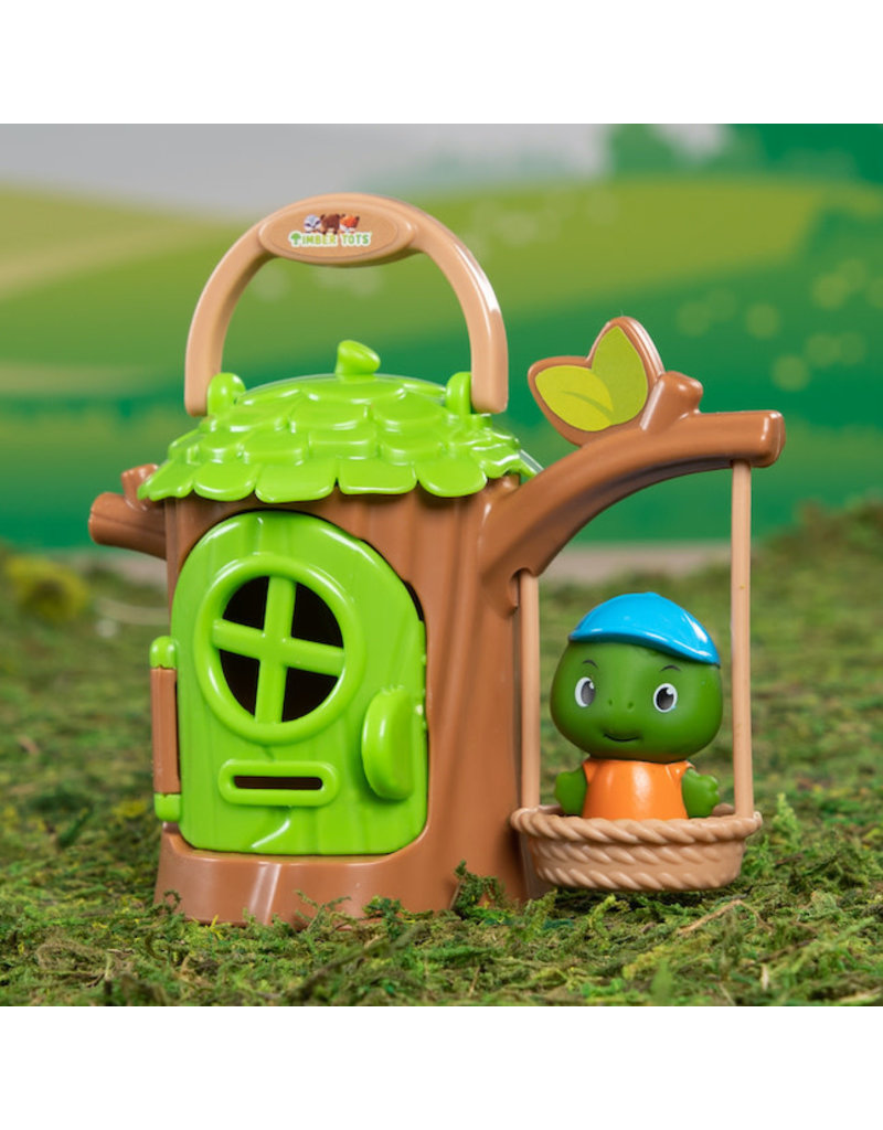 Timber Tots Tree Hut by Fat Brain Toys