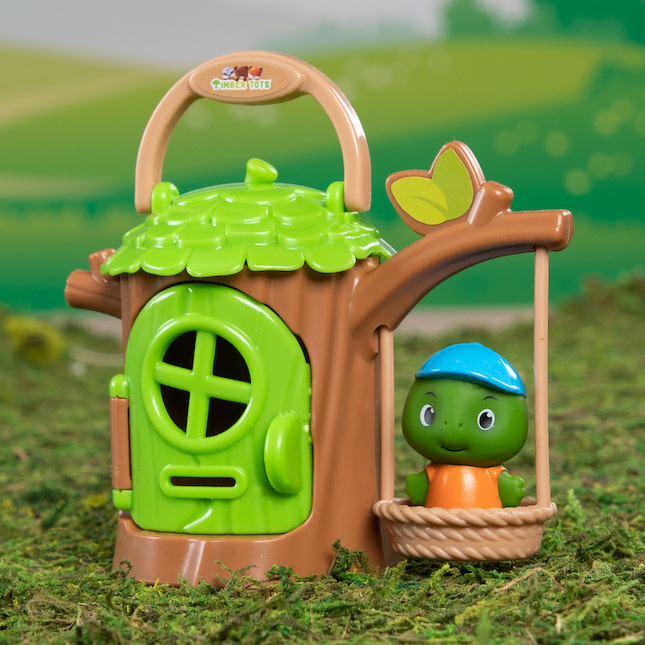 Timber Tots Tree Hut by Fat Brain Toys
