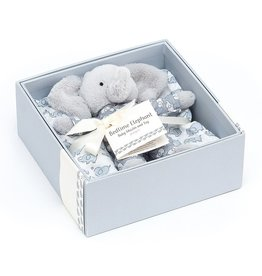Bedtime Elephant Baby & Muslin Set by Jellycat