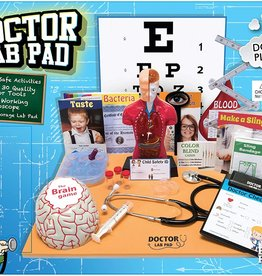 Doctor Lab Pad by Ben Franklin