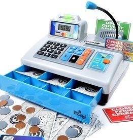 Thin Air Talking Cash Register
